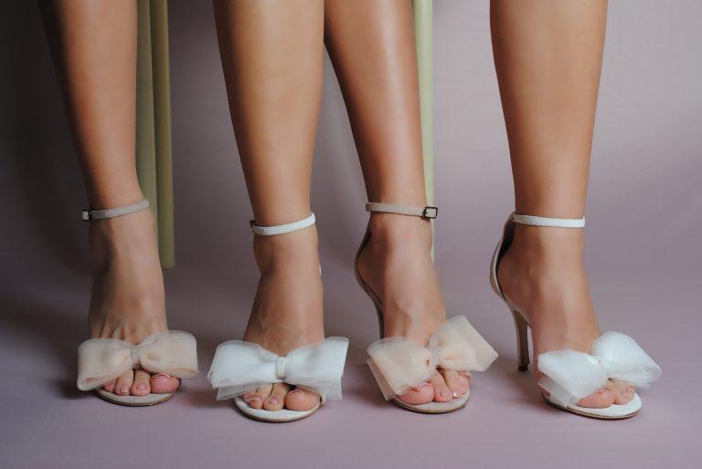 sandale za vjenčanje