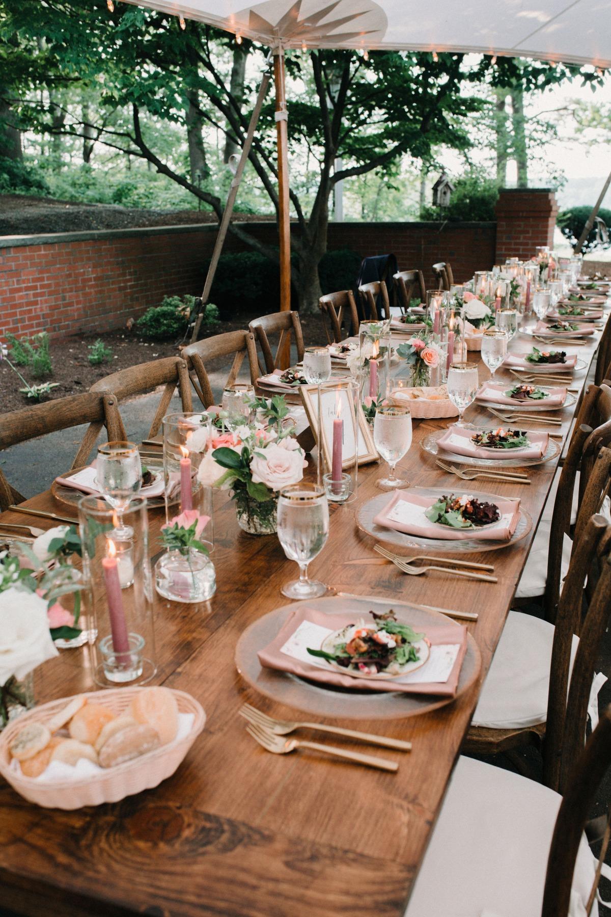 vjenčanja u dvorištu